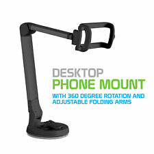 Cellet Desktop Cell Phone Stand - Samsung Note 10 9 Galaxy S20 Ultra 5G S10 S9