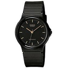 Casio MQ-24-1ELDF Black Resin Strap Unisex Watch