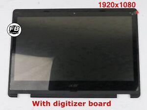 Laptiptop Premium IPS 72/% Gamut 14,0 LED Display Screen matt Ersatz f/ür Acer Swift 3 SF314-51-51QP 1920x1080 Bildschirm Panel