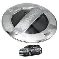 Chrome Fuel Cap Tank Cover For Mitsubishi Mirage 4dr Space Star 6th 2012-2017 V2