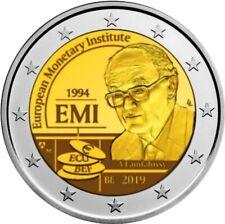 VVK 2 € GM Belgien 2019 25. Gründungstag des Europäischen   Währungsinstituts