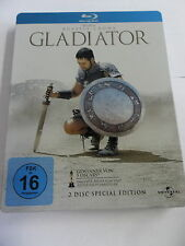 Gladiator (Russel Crowe) - Steelbook - doppel Blu-ray - Top