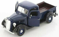 FORD PICK UP 1937 1:24 Scale Diecast Toy Car Model Die Cast Truck Blue