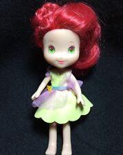 "Strawberry Shortcake Doll 6"" Hasbro 2008 Toy Scented"
