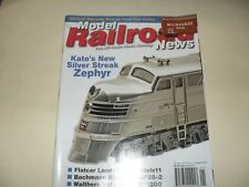 model railroad news january 2013 vol 19 issue 1