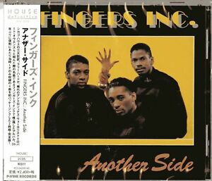 FINGERS INC-ANOTHER SIDE-JAPAN 2 CD F30