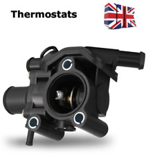 Thermostat with Housing For Ford Focus MK1 Transit TourneoConnect 2002-2012 UK