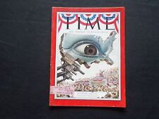1952 JULY 14 TIME MAGAZINE - CONVENTION TIME U.S.A. - T 1339