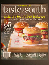 TASTE of the SOUTH  Make the South's Best Barbecue  May/June  2018