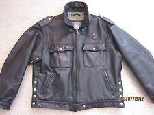 fette Lederjacke Motorrad Hein Gericke XXL 3XL 58