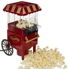Popcornmaschine Jahrmarktbude Popcorn Machine Poporn Maker Retro Popcornautomat