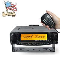 US TC-8900R 29/50/144/430 MHZ QUAD BAND FM Amateur Transceiver Mobile Car Radio
