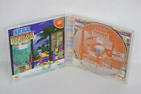 SEGA TETRIS Ref/ccc Dreamcast Sega Japan dc