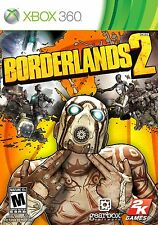 Borderlands 2 - Xbox 360 Game