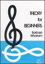 Theory for Beginners by Barbara Wharram