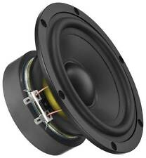 Monacor SPH-5M 8 Ohm HiFi-Tiefmitteltöner Bass Aluminium-Korb 070353
