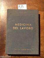 MOLFINO F. - Medicina del lavoro - 1959, Minerva medica