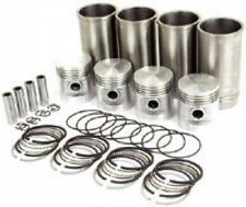 Ford 8N 9N 2N Sleeve & Piston Kit for 4 Cylinders .090 Liners