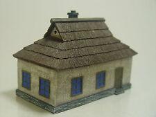 Ukraine Wohnhaus 1 - Fertigmodell 1:72 - Pegasus Modell 7801 #E