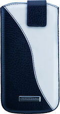 COMMANDER TWIN  Echt Leder Handytasche Sony Xperia Z Z1 Z2 Z3 Z5  Sony Xperia M2