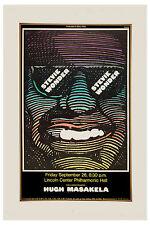 Stevie Wonder Lincoln Center Philharmonic Hall Concert Poster 1969  12x18