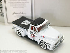 Matchbox Yesteryear YRS06-M Ford F100,Red Crown Emergency Service.
