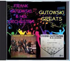 MZ 180 - Frank Gutowski & His Orchestra - Gutowski Greats - POLKA CD