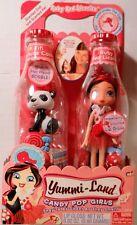 NEW Yummi Land Ruby Red Licorice Candy Pop Girls (#346210) FREE SHIPPING