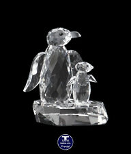 "[SPECIAL OFFER] ""Penguin Mom & Me"" Austrian Crystal Figurine was AU$65.00"