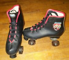 Rare Vintage He Man Motu Masters Of The Universe Roller Skates Boots 1985