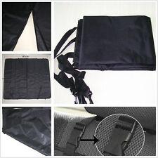 133 x 145cm Black Nylon Automobile Rear Trunk Hammock Pet Dog Cradle Mat Cushion