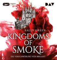 KINGDOMS OF SMOKE-TEIL 1: DIE VERSCHWÖRUNG VON B - GREEN,SALLY  2 MP3 CD NEW