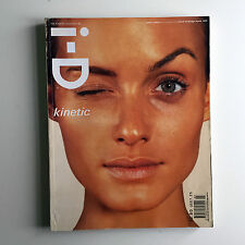 March I-D Urban, Lifestyle & Fashion Magazines
