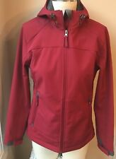 Free Country Women's  Water/Wind Resistant Hooded Jacket Petite S   H 32