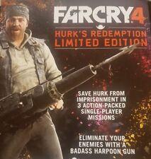 FAR CRY 4 HURK'S RETURN PS4 DLC