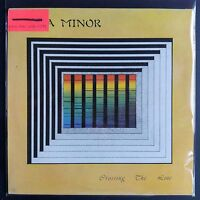 "Asia Minor ‎– Crossing The Line (Vinyl, 12"", LP)"