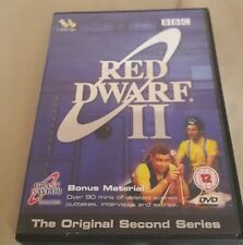 Red Dwarf series 2 with collectors booklet