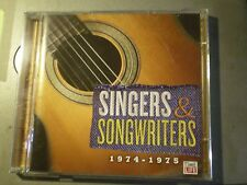 SINGERS & SONGWRITERS 1974-5 CD TIMELIFE 24 SONGS ANNIES SONG/BLACK WATER/MEXICO