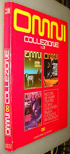 Omni collezione n.3, raccolta n° 7,8,9, 1982, Peruzzo fantascienza