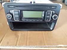 VW Polo 6R Radio CD 5M0035156C