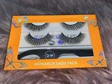 Monarch Lash Pack 2 Pairs New