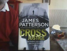 Cross Justice:Alex Cross 23-James Patterson Hardback English Century 2015