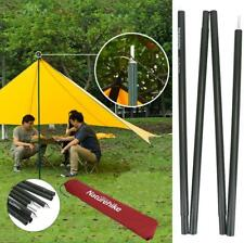 Naturehike 2x2M Aluminum Alloy Outdoor Tent Poles Rod Camp Travel Replacement SD