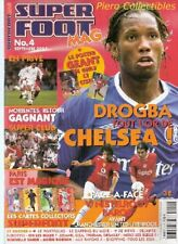 Super Foot Mag 2004 # 4 Panini Cisse Giuly