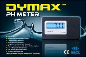 NEW DYMAX pH METER WATER TESTER W/D227 DIGITAL ELECTRODE AQUARIUM FISH TANK