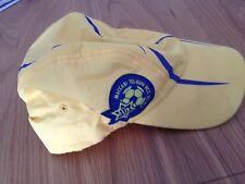 New listing Rare Israel Maccabi Tel Aviv Fc Fans Hat Cap Team Club League Football Soccer Nr