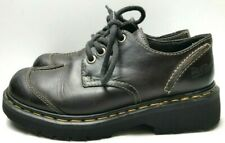 Dr Martens Men's Leather Oxfords Air Cushion Sole Shoe Made in England Size 6