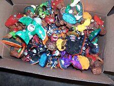 Big Lot of 100 Skylander Toys (TreeRex, PunchPopFizz And More) Lot #Z14