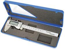 """Digital Vernier Gauge 150mm 6"""" Imperial Metric - Internal External Depth Gauges"""