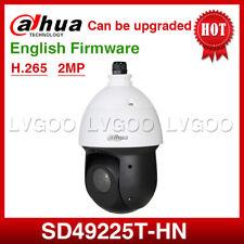 Dahua SD49225T-HN 2MP 25x Starlight IR PTZ Network High Speed Dome Camera Logo